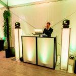 Stanowisko DJa
